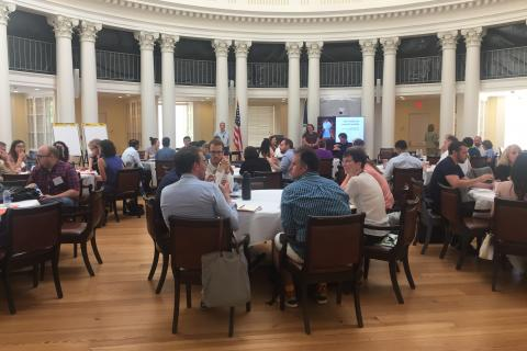 New Faculty Orientation 2019